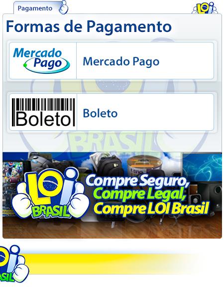 Pagamento - LOI Brasil