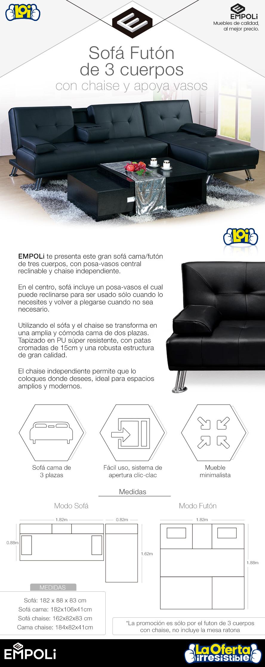 Mejor sofa del mercado sof de diseo modelo tauro with - El mejor sofa cama del mercado ...